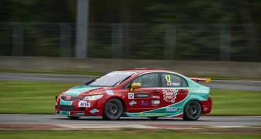 ETCC: Rikli Motorsport mit Führungskilometern in Zolder