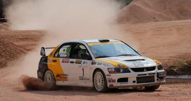 Rallye: Rainer Noller ist auf KW erneut Saarländischer Rallyemeister