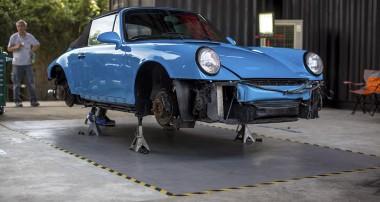 Exklusiv über die Schulter geschaut: Die Geburt eines RWB Porsche