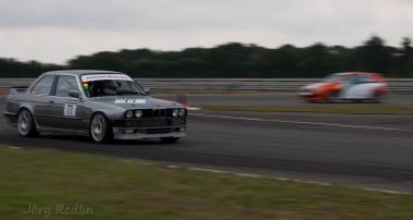 33 Jahre Kult-3er: Jaschinski-Motorsport feiert mit V8!