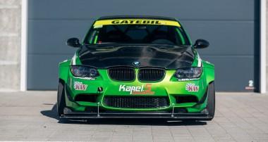 """Kranke Schweden: ein BMW 320d als """"Time-Attack-M3"""""""