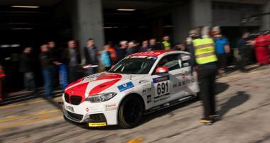 VLN: Toppositionen im BMW M235i Racing Cup gehalten