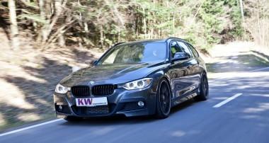 KW Street Comfort: komfortables Fahrvergnügen für BMW-Modelle