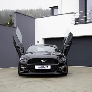 Weltpremiere: LamboStyleDoors für den neuen Ford Mustang!