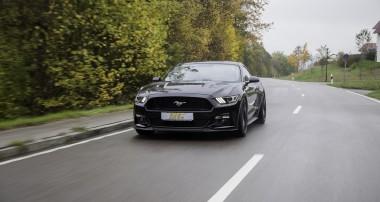 ST suspensions Gewindefahrwerke für neuen Ford Mustang