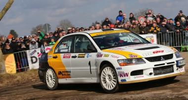 Rallye: 90. Gesamtsieg für Rainer Noller