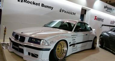 Retro-JDM-Style für BMW & Co!