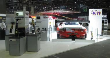 KW automotive auf dem 86. Auto Salon Genf – vom 3. bis 13. März 2016