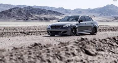 Ein Hauch von Lambo für einen BMW M5