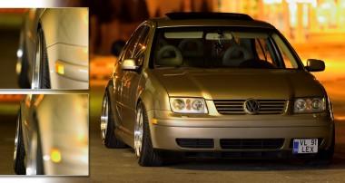 ST XTA im VW Bora – Tiefgang und Fahrspaß garantiert!
