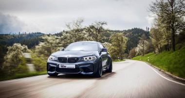 Mehr Fahrfreude im BMW M2: KW Variante 3 ab sofort erhältlich