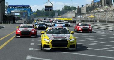 TCTwo | Audi Sport TT Cup Online Meisterschaft – gewinnt eine Fahrt im Rennwagen!