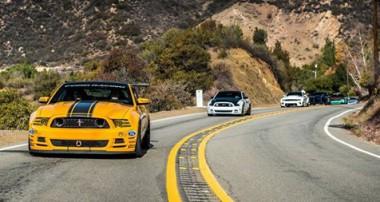 """So geht Mustang: der """"Boss 302"""" von Mike Heintz"""