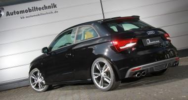 Tiefer, besser, schneller – Audi S1 von B&B mit 380 PS, KW V3 und mehr!