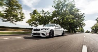 Für jeden BMW M2, M3 und M4 das richtige Fahrwerk