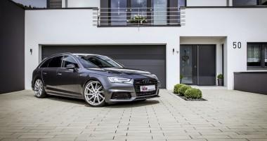 NEU: KW Gewindefedern für Audi A4 Avant B9