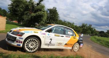 Rallye: 80. Gesamtsieg von Rainer Noller auf KW
