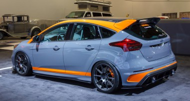 Full-Race Motorsports Focus RS Concept: Weniger ist mehr!