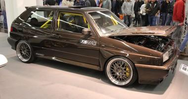 """Ein VW für Kenner! Dieser Rallye-Golf """"rennt"""" mit 700 PS und 825 Nm"""