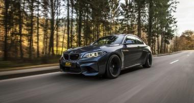 """Mehr Fahrdynamik für """"schmales"""" Geld: ST Federn und Distanzscheiben für BMW M2"""