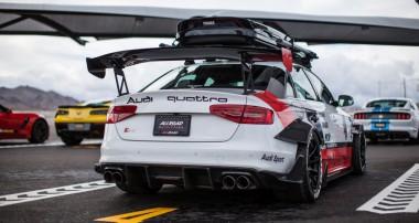 """""""IMSA-Look"""" und jede Menge """"Style-Gepäck""""für eine Audi S4 Limo"""