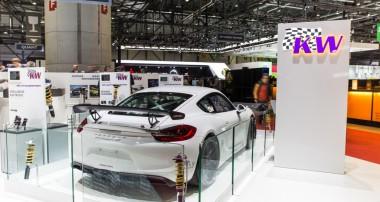 Die KW Highlights des 87. Genfer Auto-Salon 2017