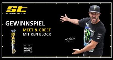Meet & Greet mit Ken Block auf der Tuning World Bodensee