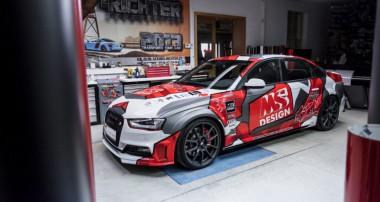 Code A46: der 300 km/h schnelle MS Design S4 mit KW Variante 3