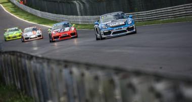 VLN: Perfektes Wochenende für Mühlner Motorsport