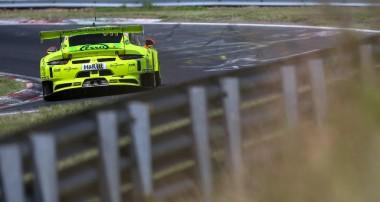 VLN: Manthey-Racing erkämpft Platz zwei in der VLN