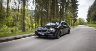 Komfort und Fahrdynamik in Perfektion für den neuen BMW 5er (G30): KW Variante 3 erhältlich
