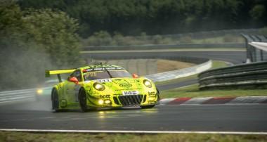 VLN: Manthey-Porsche gewinnt auf KW Sechsstunden-Krimi