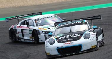 ADAC GT Masters: Porsche zurück am Podium