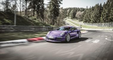Boxenstopp auf dem KW Messestand – der schnellste Porsche GT3 RS auf dem Hockenheimring und der Nordschleife by Manthey-Racing!