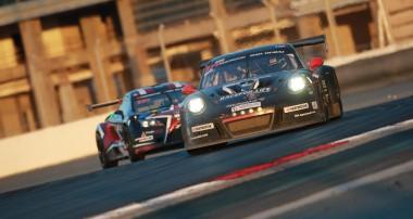 Geglückte Premiere: Top-Platzierung für neuen Langstrecken  Porsche 911 GT3 Cup MR