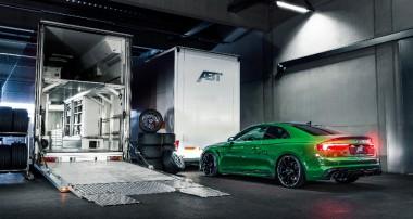 Betet und arbeitet: der neue Abt RS5-R ist da! 540 PS und 690 Nm sind eine starke Ansage