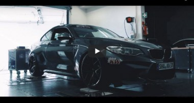 Jetzt erhältlich: Adaptives KW DDC ECU Gewindefahrwerk für BMW M2!