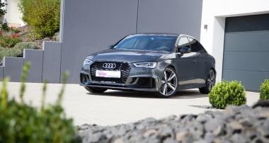 KW Gewindefedern für alle Audi RS3 der 8V-Baureihe mit oder ohne Magnetic Ride