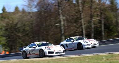 VLN: Mathol Racing erzielt erneut eine gute Mannschaftsleistung in der Grünen Hölle