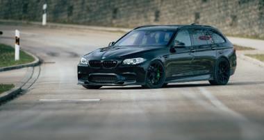 800 PS in einem BMW M, den BMW nicht baut: der M5R Touring von Aulitzky Tuning