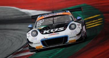 ADAC GT Masters: Durchwachsenes Rennen für KÜS Team75 Bernhard