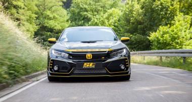 Endlich: ST XA Gewindefahrwerk für den neuen Honda Civic Type R!
