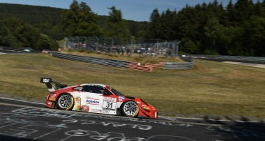 VLN: Kein VLN-Hattrick für Frikadelli Racing