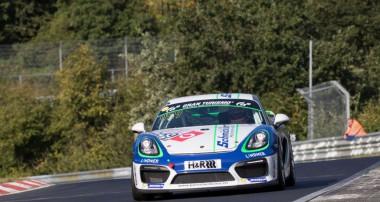 VLN: Kein Glück in der Cayman GT4 Trophy für Claudius Karch