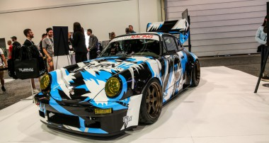 VTEC kicked in, yo! Honda-Power für einen Porsche 911