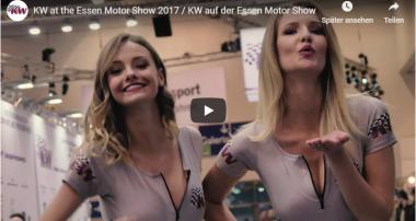 TEASER: Wir rocken mit Ken Block und Sidney Hoffmann die 2018er Essen Motor Show!