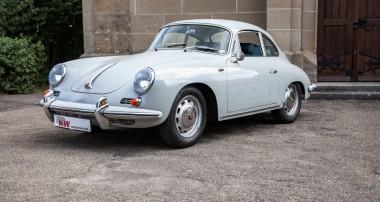 KW erweitert Klassik Produktlinie um einstellbare Dämpfer für Porsche 356