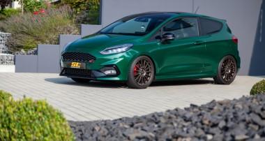Maximaler Fahrspaß im Ford Fiesta ST (JHH): ST XTA jetzt erhältlich