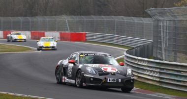 VLN: Gelungener Auftakt für KW Competition Kunden Mathol Racing