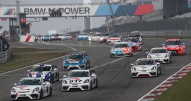 VLN: Titelverteidiger der Cayman GT4 Trophy by Manthey-Racing holt ersten Sieg der Saison